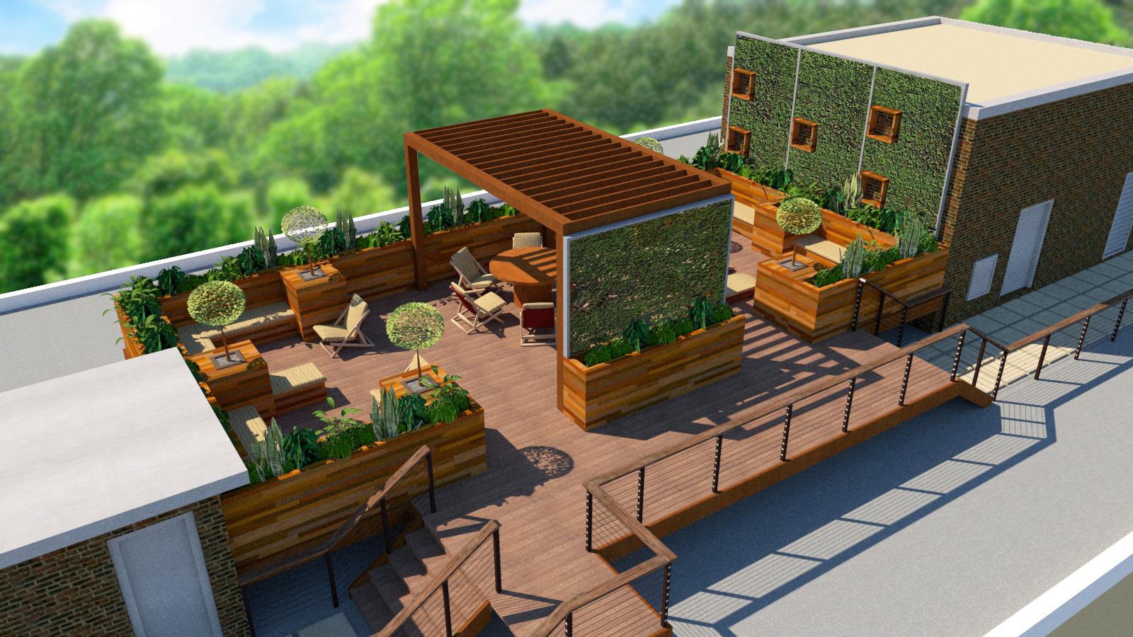 Rooftop Deck Engineering Technical Consultants