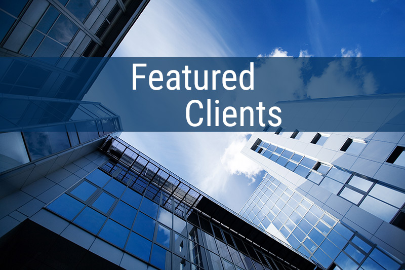 Featured Clients Button