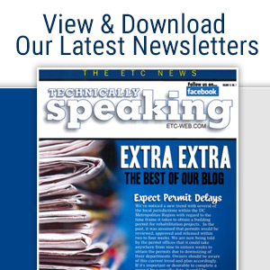 View and Download our latest newsletters button