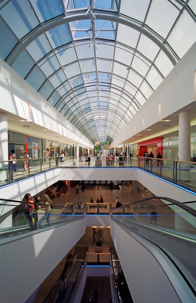 Photo of Mall where we have conducted property studies in the past with success
