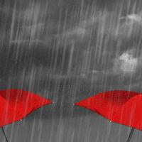 Pouring Concrete vs Pouring Rain