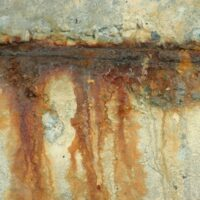 Removing Rust Stains From Concrete