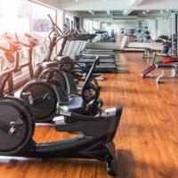 Fitness Center Facelift