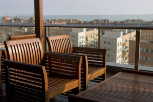 With Summer Just Around The Corner You May Want To Consider Converting That Unused Roof Area Into A Gathering Spot Beautiful View Rooftop Decks Can